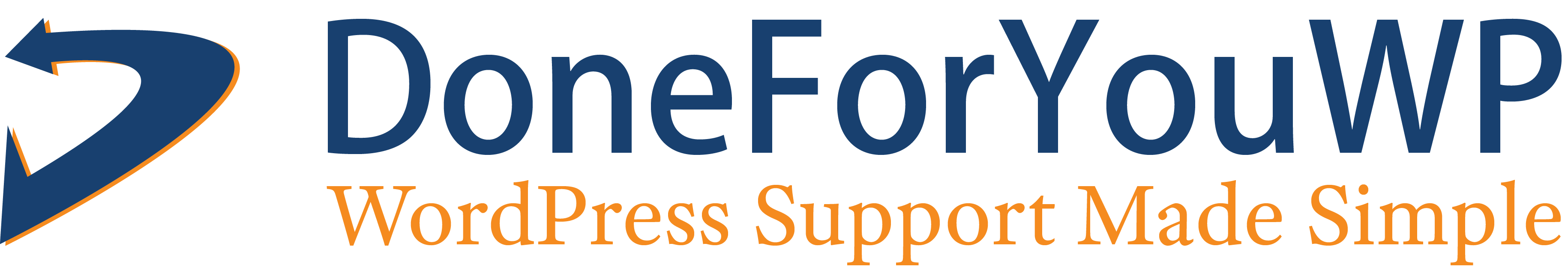 Doneforyouwp WordPress Service and Support